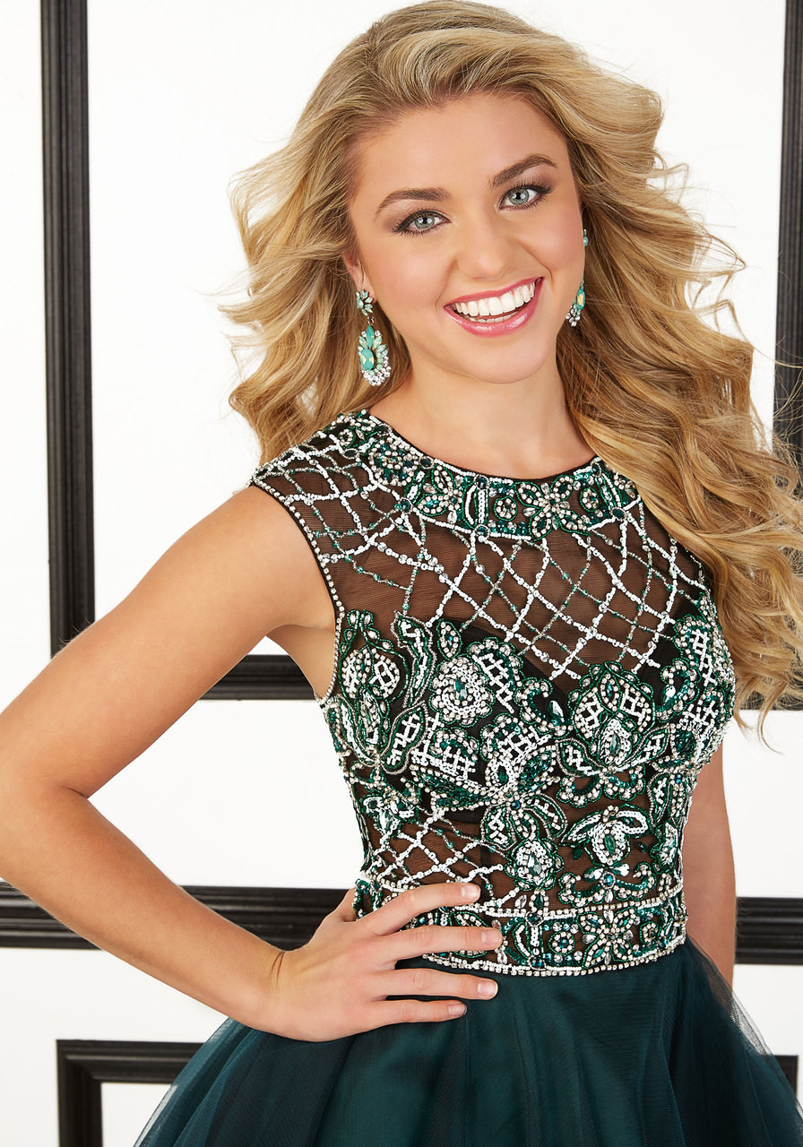 Morilee Sticks & Stones Collection 9433