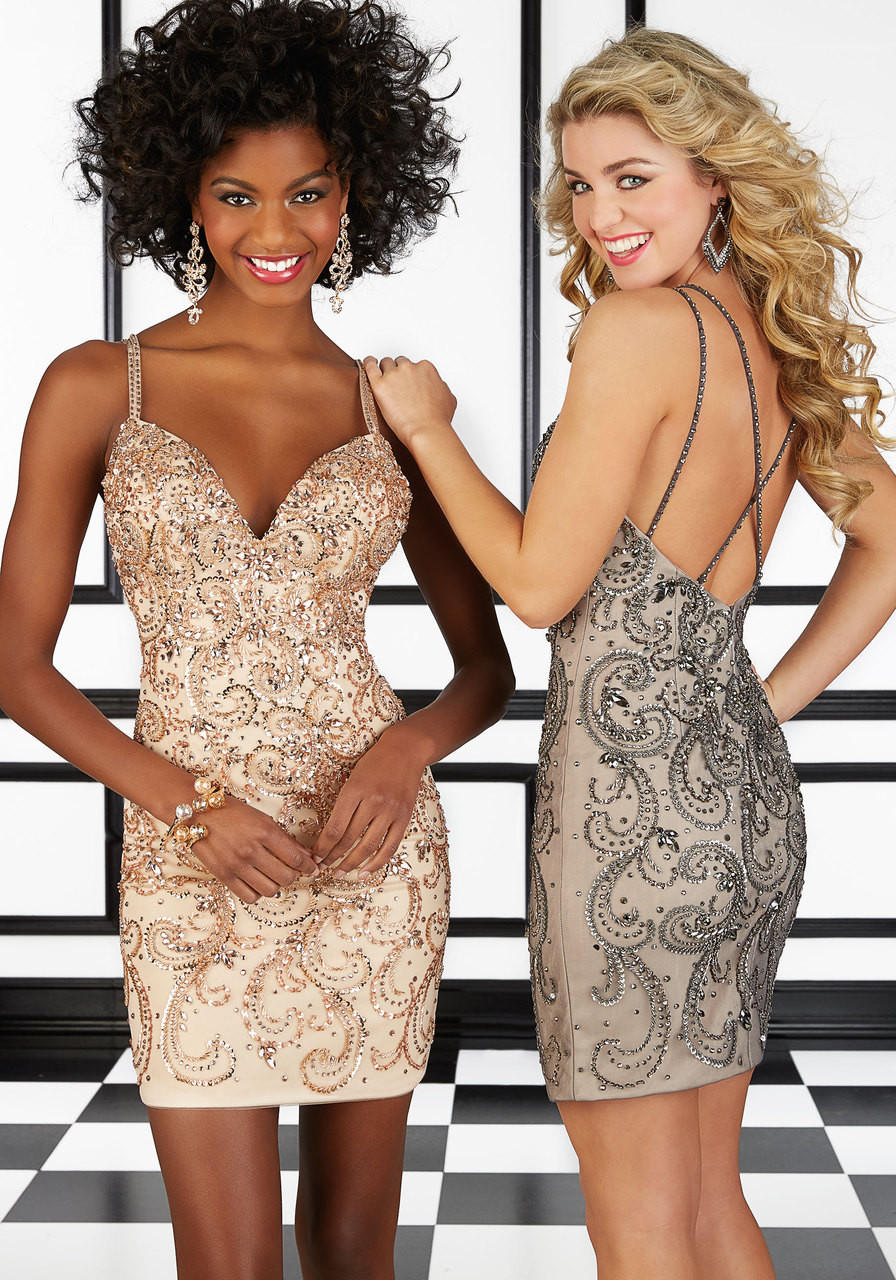 Morilee Sticks & Stones Collection 9435