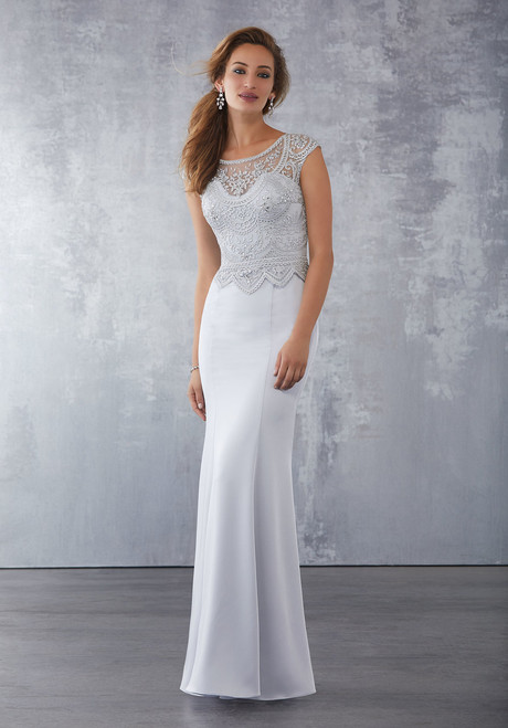 Morilee MGNY Collection 71724