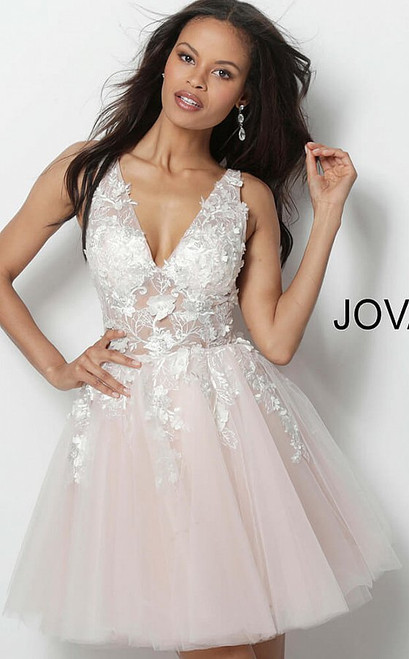 Jovani 63987 Rehearsal Dinner Dress