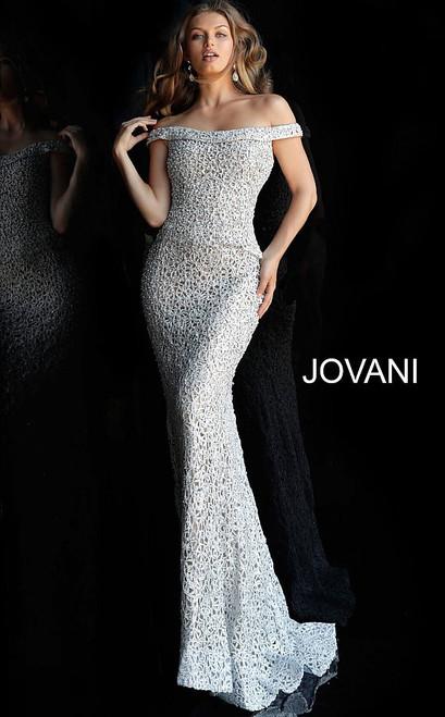 Jovani 61357 Guest Wedding Dress