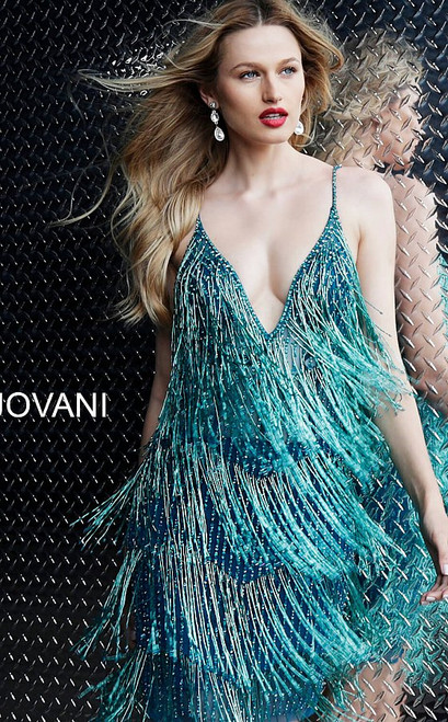 Jovani 61883 Homecoming Dress
