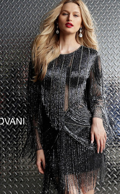 Jovani 61636 Homecoming Dress