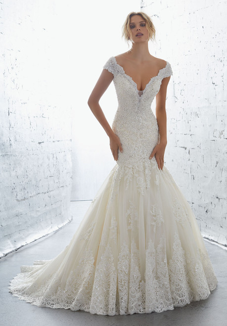 Morilee 1701 Wedding Dress
