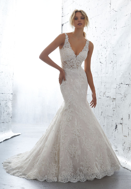 Morilee 1705 Wedding Dress