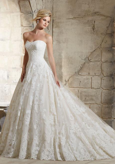 Morilee 2787 Wedding Dress
