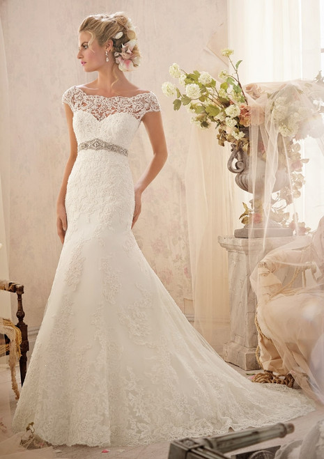 Morilee 2620 Wedding Dress