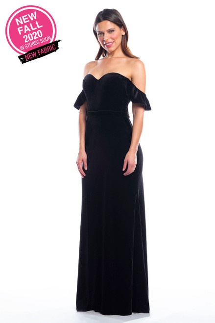 Bari Jay Bridesmaids Dress 2089