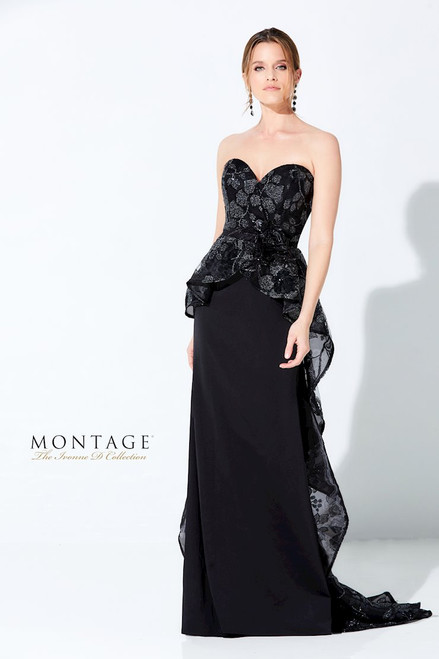 Ivonne D by Mon Cheri 220D34 Sweetheart Long Dress