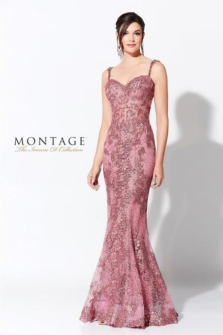 Ivonne D by Mon Cheri 119D41 Lace Corset Mermaid Gown