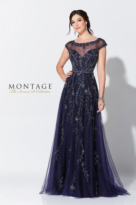 Ivonne D by Mon Cheri 119D48 Stunning Beaded A-line Gown