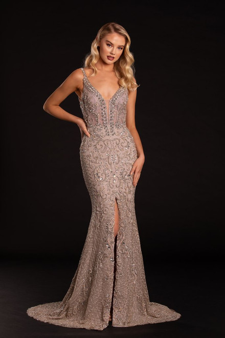Portia and Scarlett PS21501C Long Dress