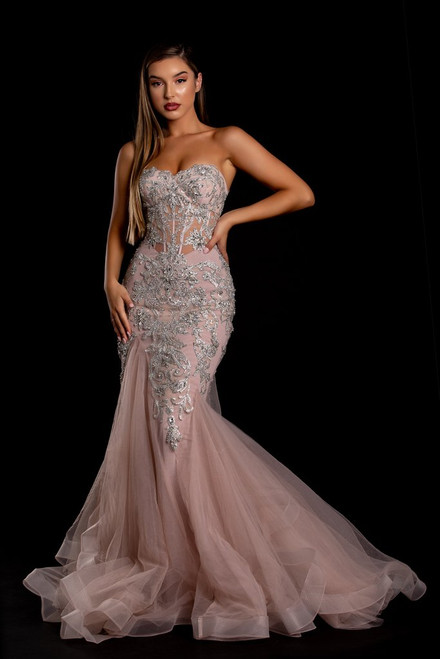 Portia and Scarlett PS21244 Long Dress