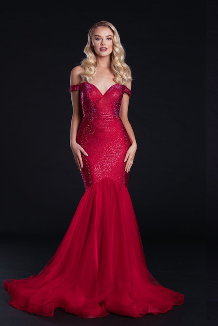 Portia and Scarlett PS21251 Long Dress