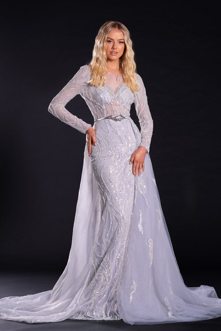 Portia and Scarlett PS21252 Long Dress