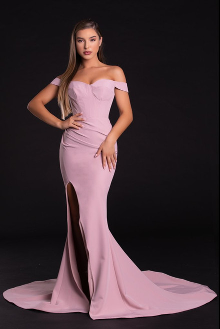 Portia and Scarlett PS21045 Long Dress