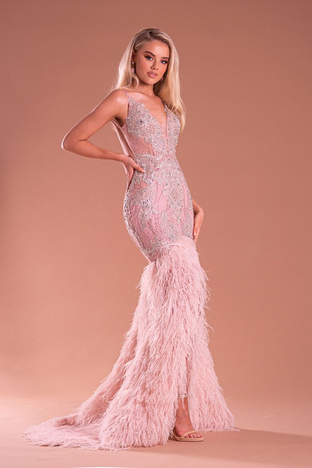 Portia and Scarlett PS21247 Long Dress