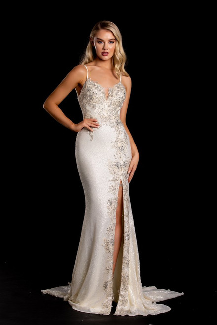 Portia and Scarlett PS21237 Long Dress