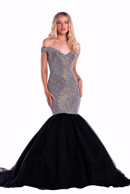 Portia and Scarlett PS21046 Long Dress