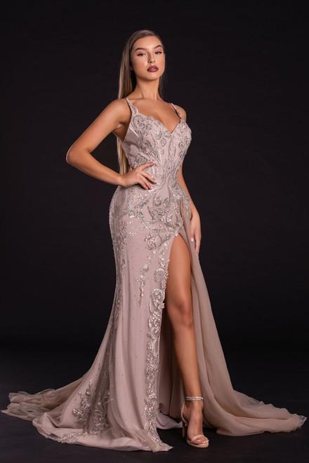 Portia and Scarlett PS21222 Long Dress