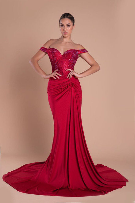 Portia and Scarlett PS21232 Long Dress