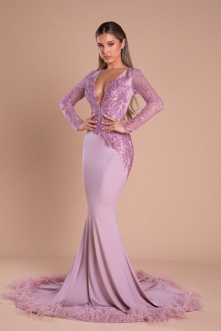 Portia and Scarlett PS21139 Long Dress