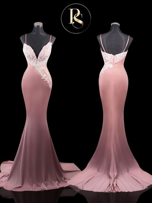 Portia and Scarlett PS21112 Long Dress