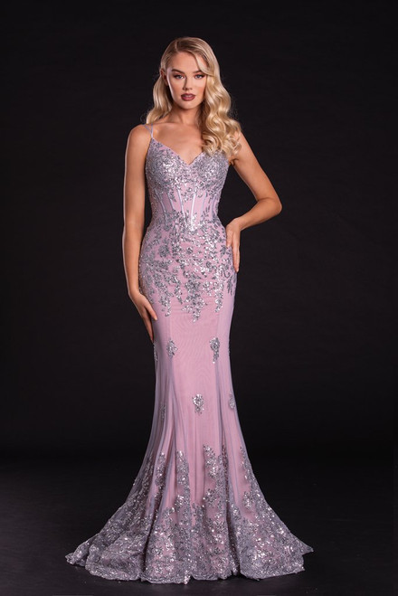 Portia and Scarlett PS21038 Long Dress