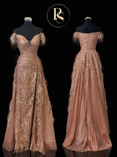 Portia and Scarlett PS21162 Long Dress