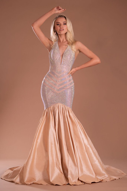 Portia and Scarlett PS21181 Long Dress