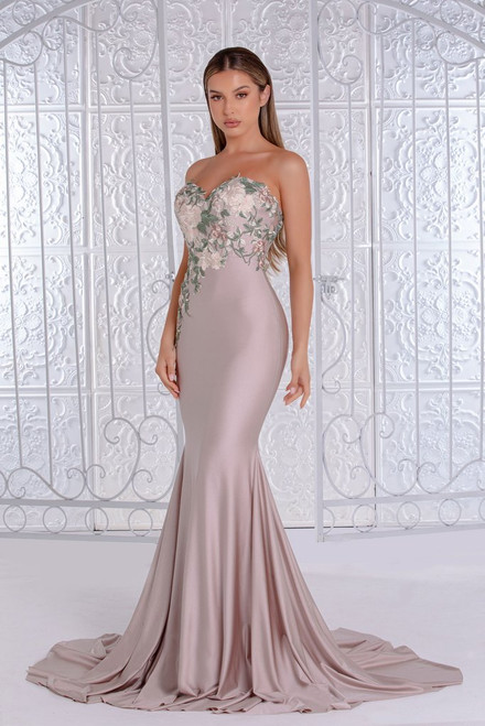 Portia and Scarlett PS21243 Long Dress