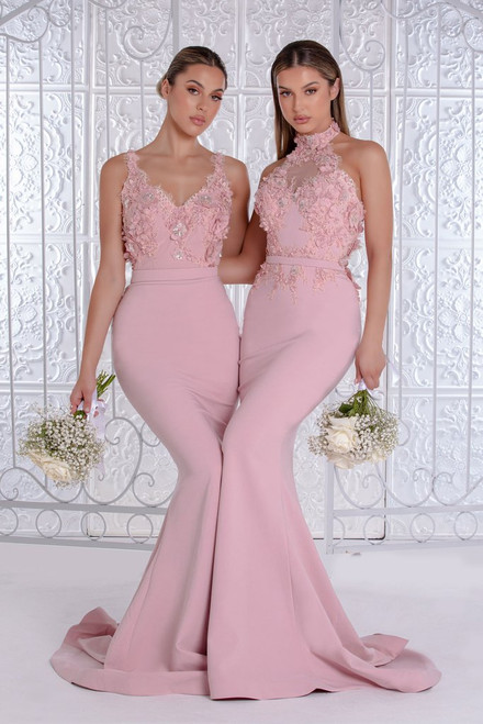 Portia and Scarlett PS21260 Long Dress