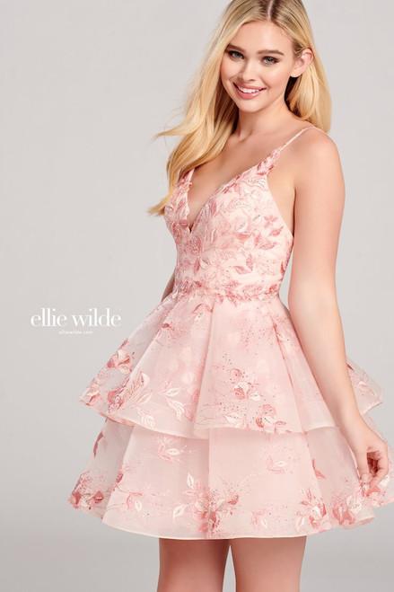Ellie Wilde by Mon Cheri EW22039S Sleeveless A-line Dress