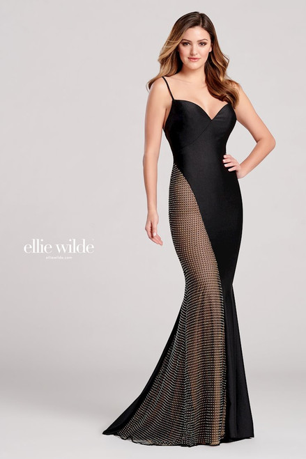 Ellie Wilde by Mon Cheri EW22003 Sleeveless V-neck Gown