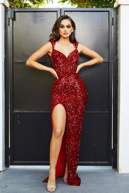 Portia and Scarlett PS21280 Long Dress
