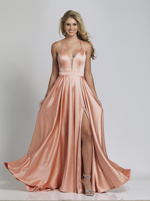 Dave and Johnny A8512 Long Prom Dress
