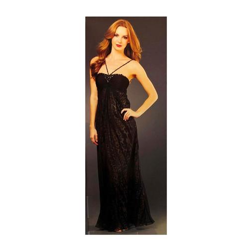 Mignon & LM Collection AL1469 Long Dress