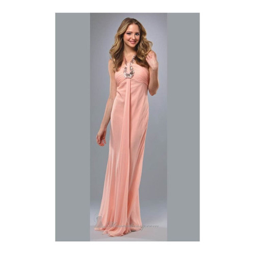 Mignon & LM Collection HY0552 Long Dress