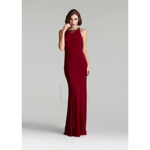 Mignon & LM Collection AL1877 Long Dress