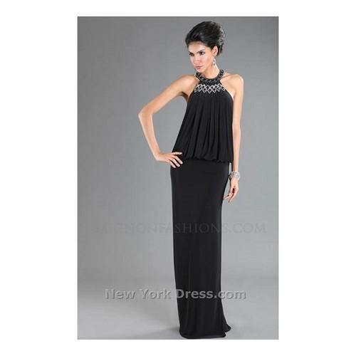Mignon & LM Collection VM793 Long Dress