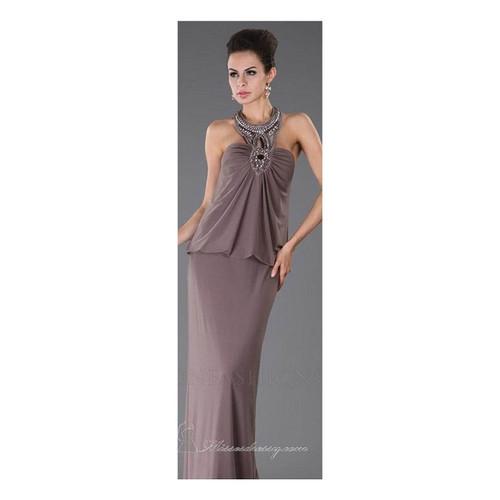 Mignon & LM Collection VM879 Long Dress