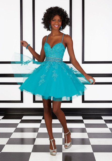 Morilee Sticks & Stones Collection 9421