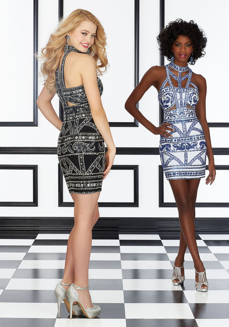 Morilee Sticks & Stones Collection 9436
