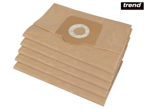 Metabo Paper Filter Bags For ASR Wet /& Dry Vacuum Cleaners Pack of 5 MPTASRBAGS