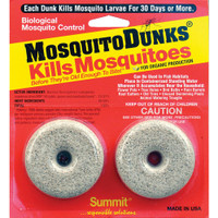 Summit Mosquito Dunks