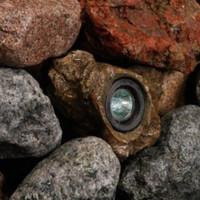 Anjon Faux Rock 1.5 W LED Light Kit with Transformer & Photo Sensor