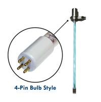 Savio RU2605 Uvinex 26W 4-Pin Bulb - Replacement Bulb for UVinex Stainless Steel System