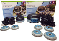Aeration Kits by Aquascape, Everything you need to aerate your koi pond or water garden | Pond and Garden Depot