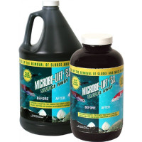 Microbe-lift pond muck and sludge treatment for cleaning up the bottom of your water garden   Pond and Garden Depot