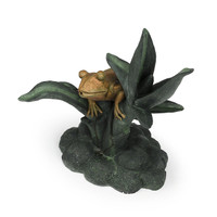 Aquascape 78211 Frog on Reed Spitter